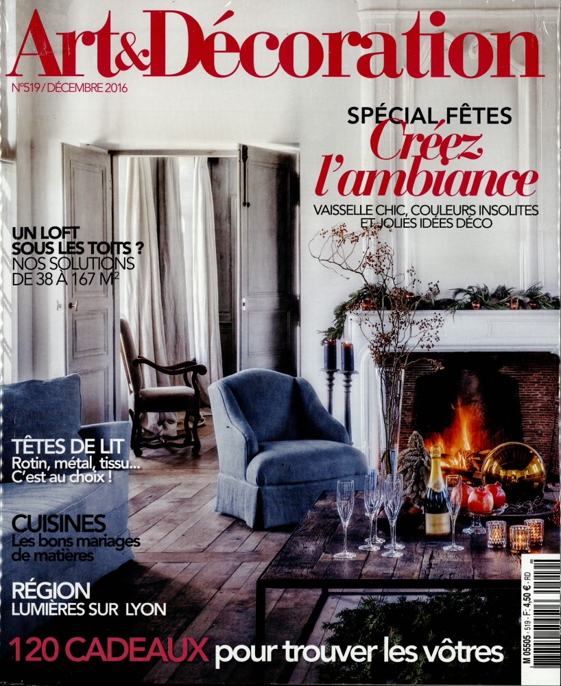 abonnement art et d coration intermagazines. Black Bedroom Furniture Sets. Home Design Ideas