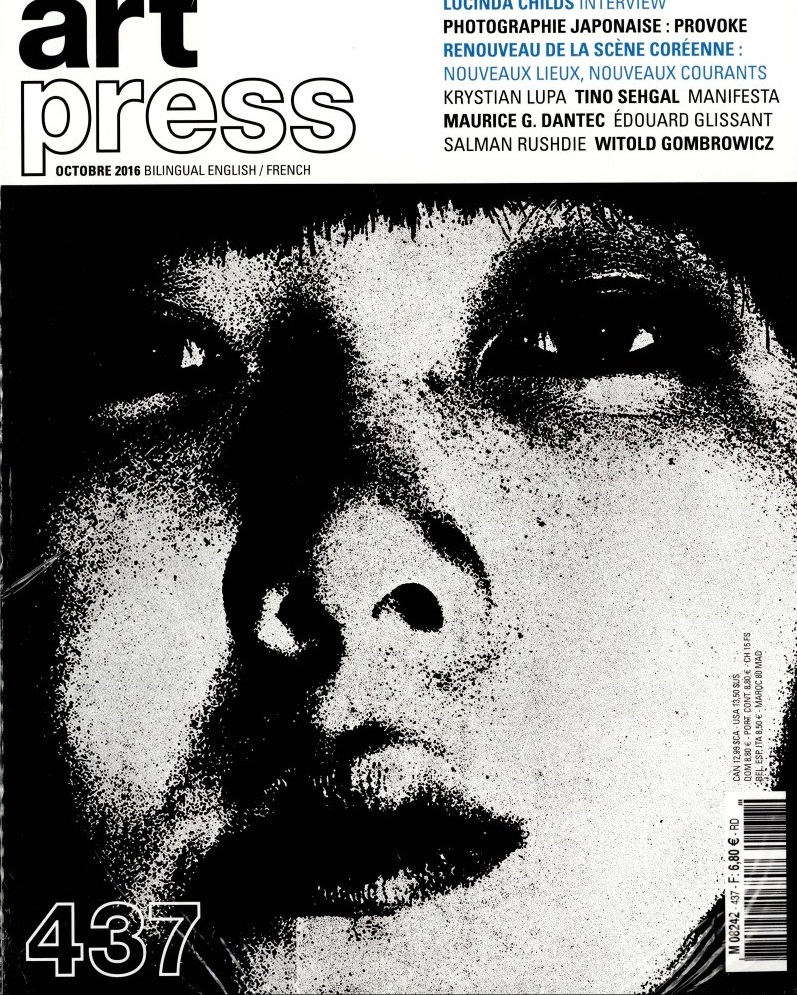 Art Press N° 437 Septembre 2016