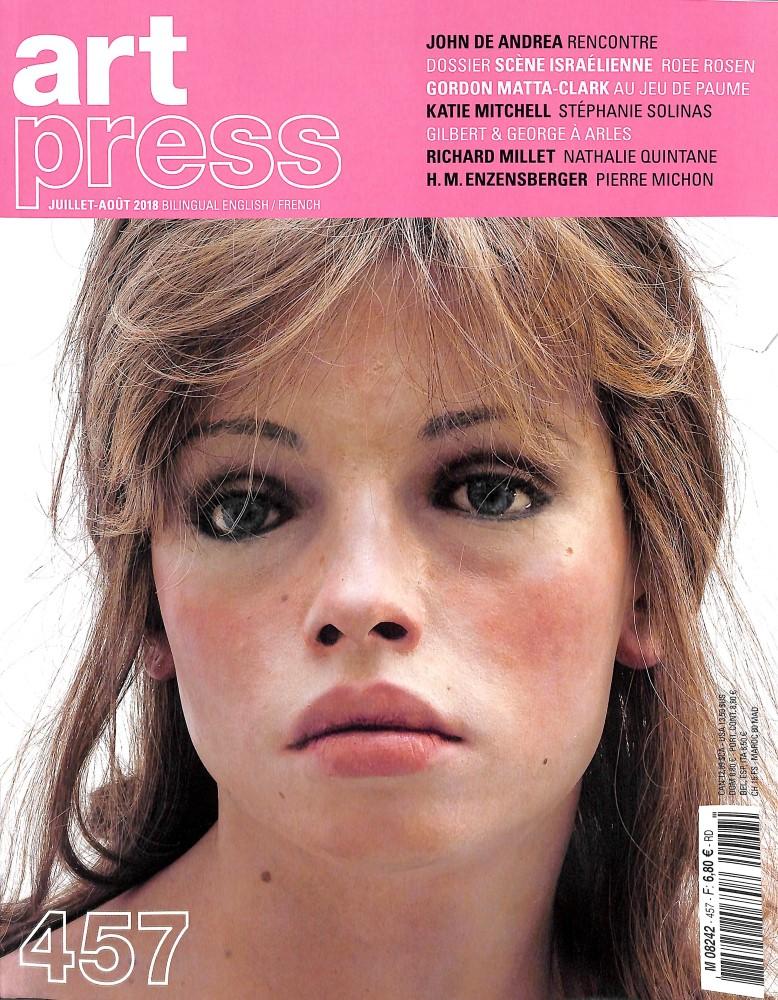 Art Press N° 457 June 2018