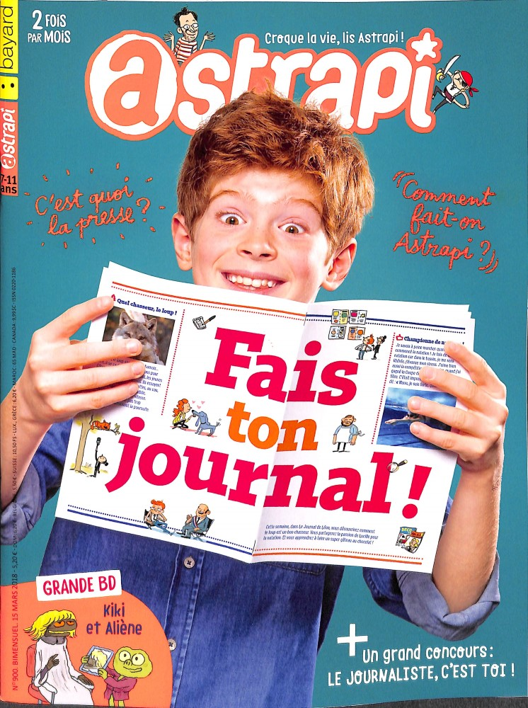 Astrapi N° 900 March 2018