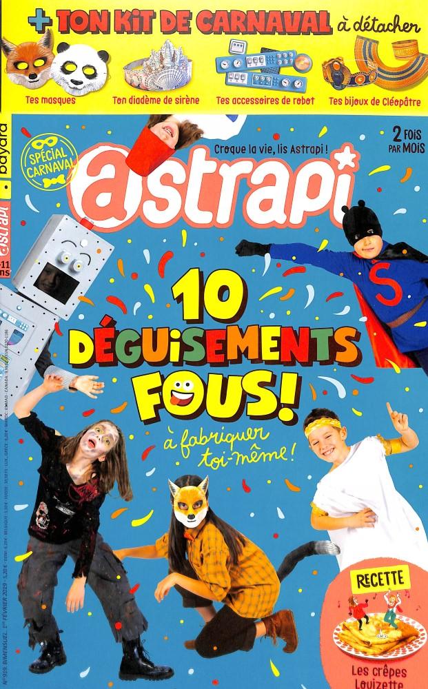 Astrapi N° 920 Février 2019