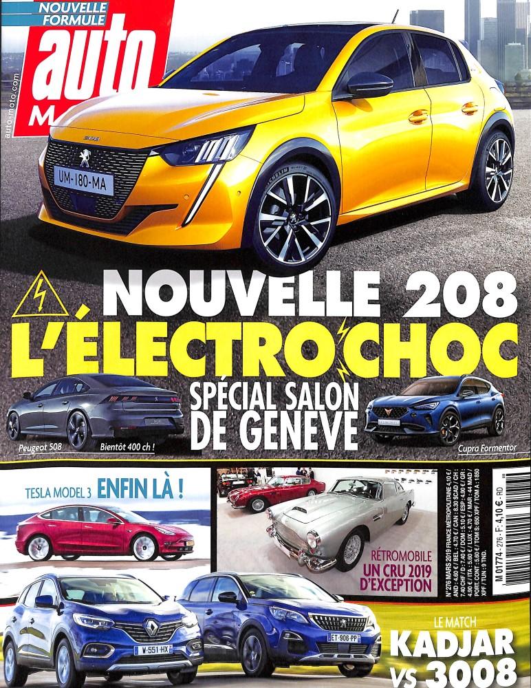 Auto Moto N° 277 Avril 2019