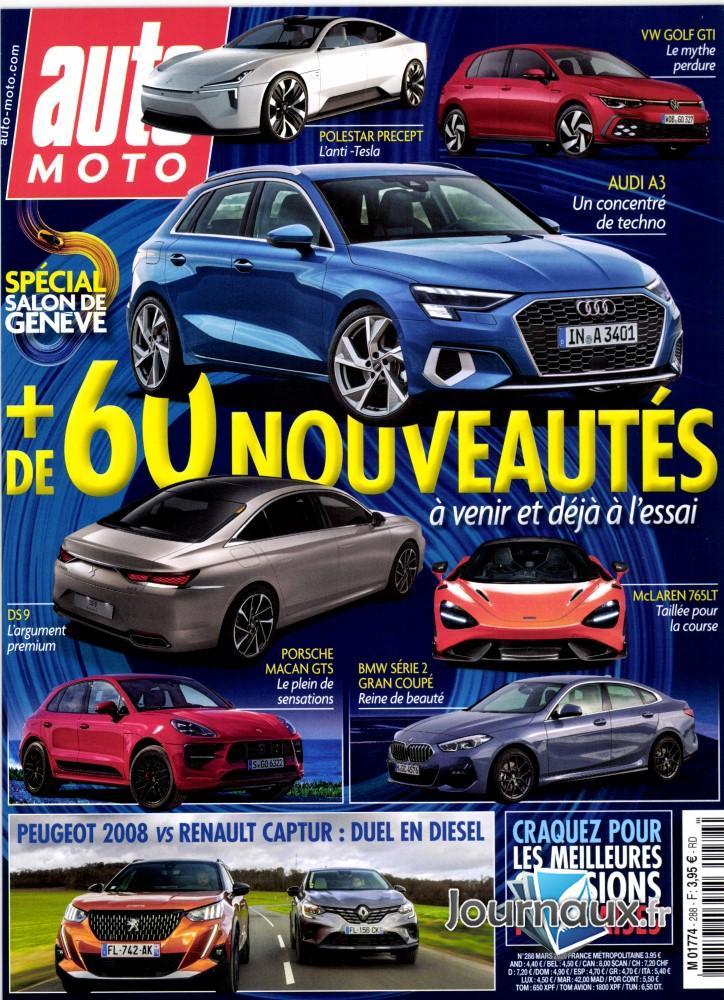 Auto Moto N° 289 Avril 2020