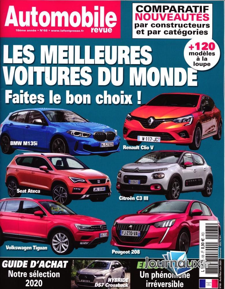 Automobile Revue N° 68 Mars 2020