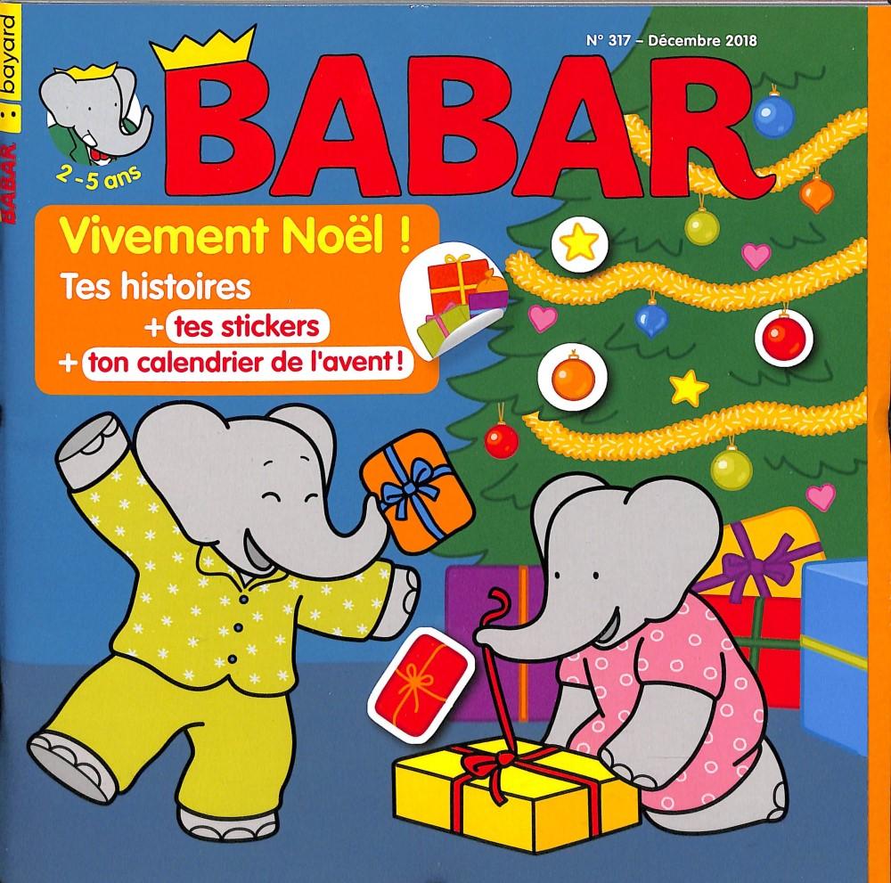 Babar N° 317 November 2018