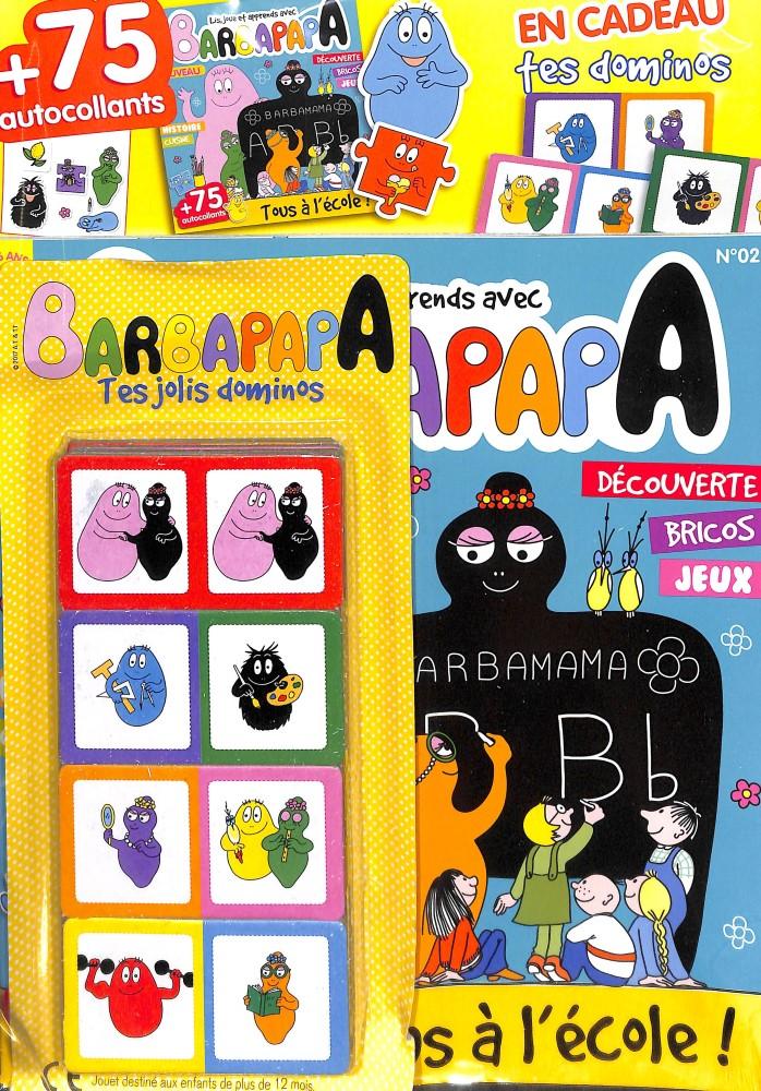 Barbapapa N° 1 Juillet 2017