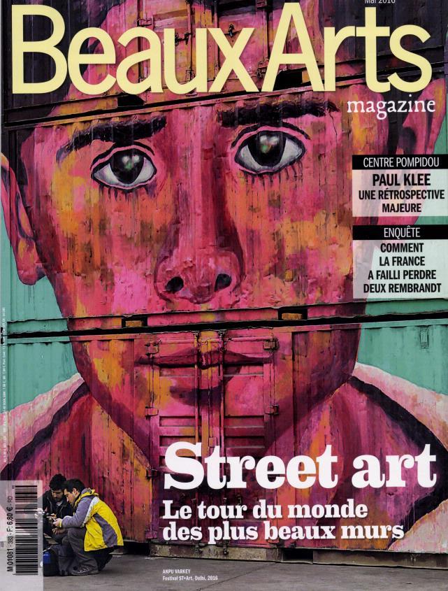 Beaux Arts Magazine N° 428 Janvier 2020
