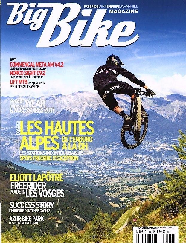Big Bike Magazine N° 106 Mai 2017