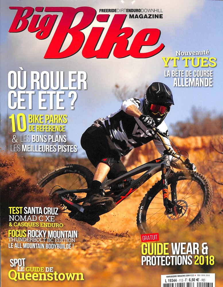 Big Bike Magazine N° 113 May 2018