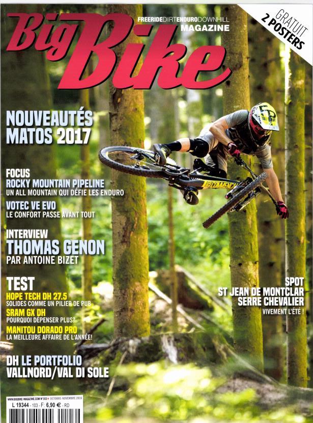 Big Bike N° 2 Juillet 2016