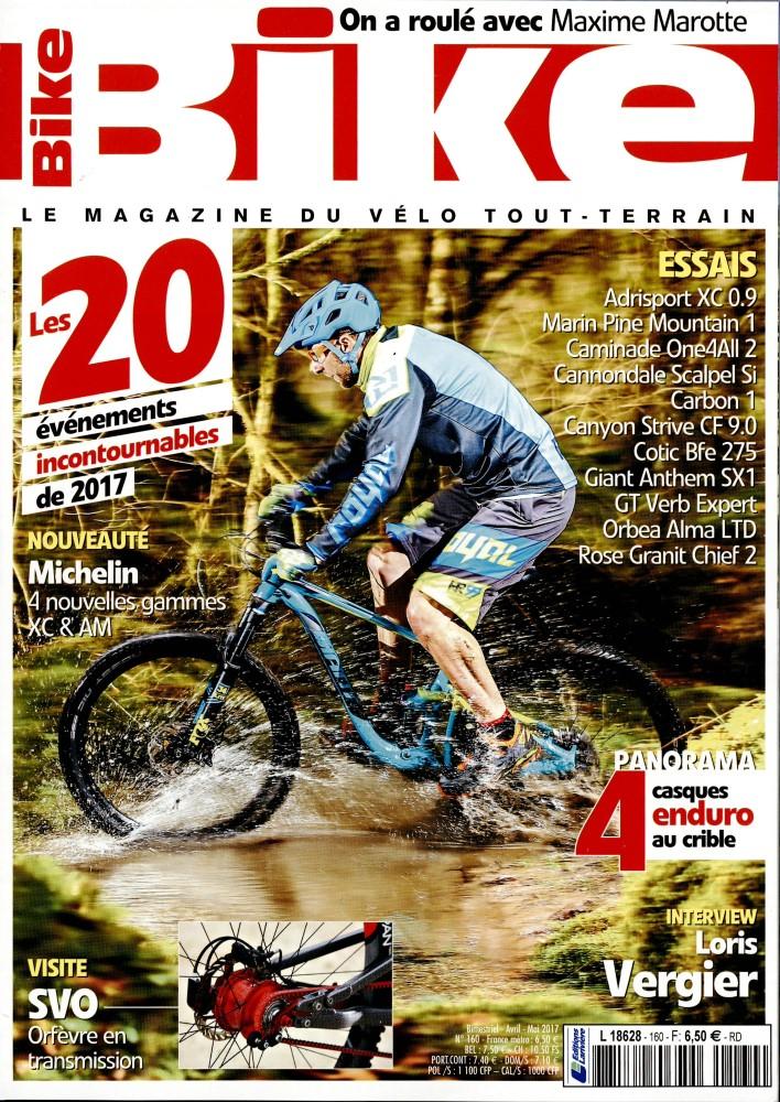 Bike N° 160 Avril 2017