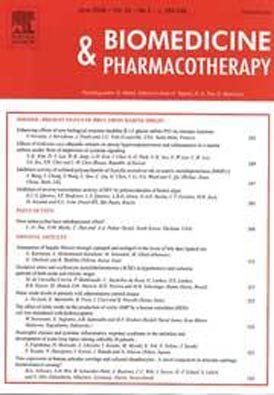Biomedicine and pharmacotherapy