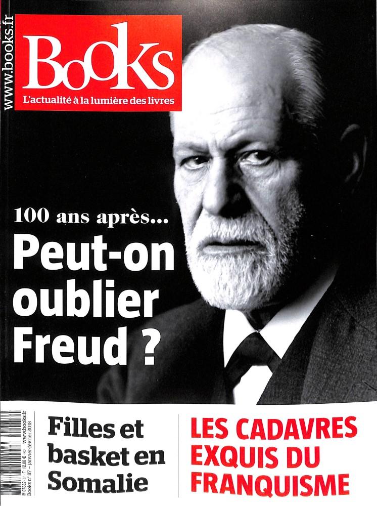 Books N° 87 Décembre 2017