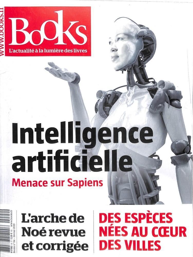 Books N° 96 Mars 2019