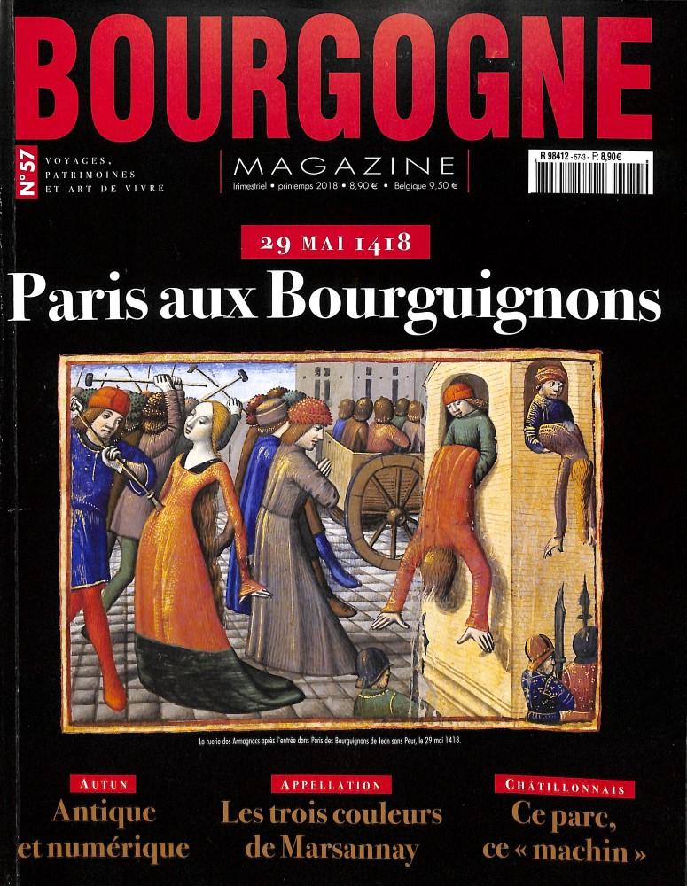 Bourgogne magazine N° 63 Décembre 2019