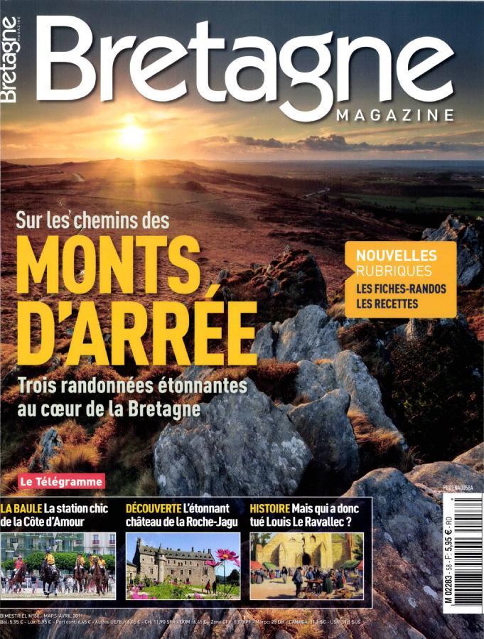 Bretagne Magazine N° 107 Avril 2019
