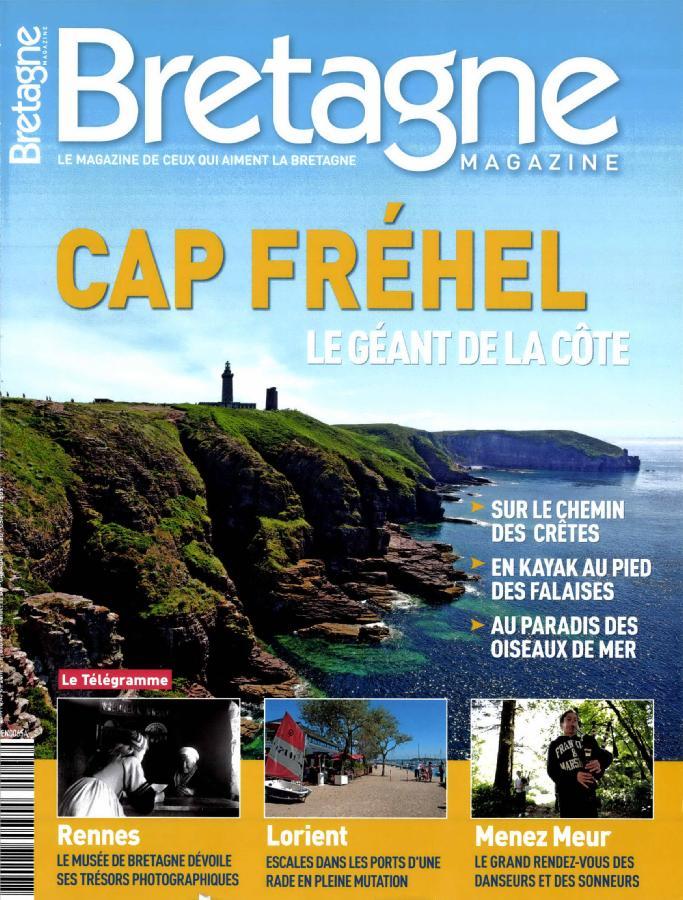 Bretagne Magazine N° 108 Juin 2019