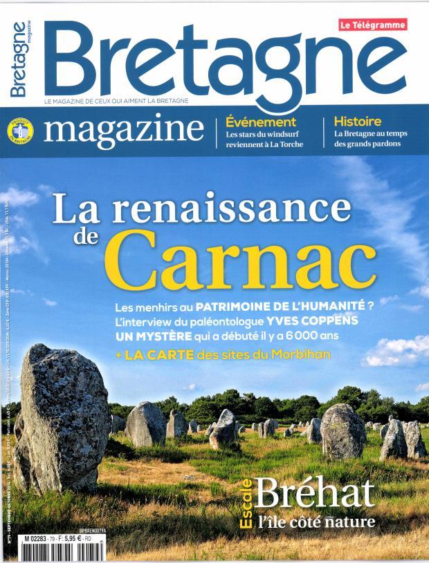 Bretagne Magazine N° 110 Octobre 2019