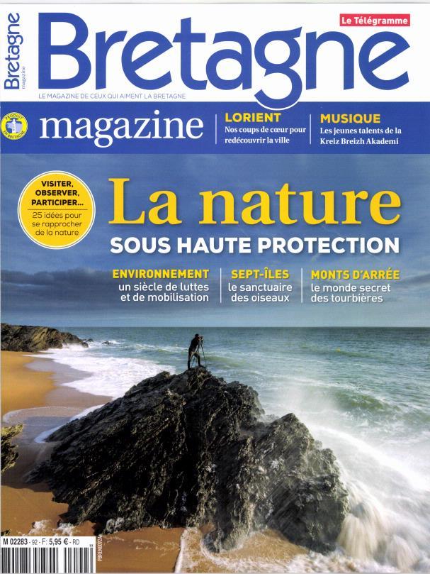 abonnement bretagne magazine presse de france. Black Bedroom Furniture Sets. Home Design Ideas