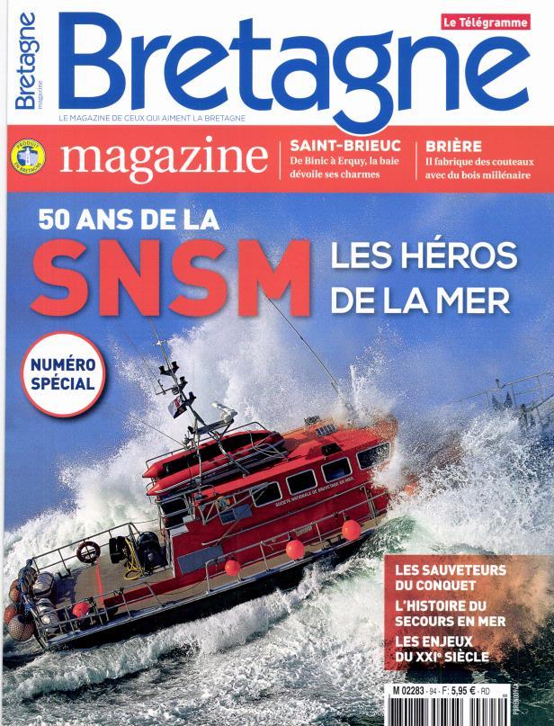 Bretagne Magazine N° 94 Février 2017