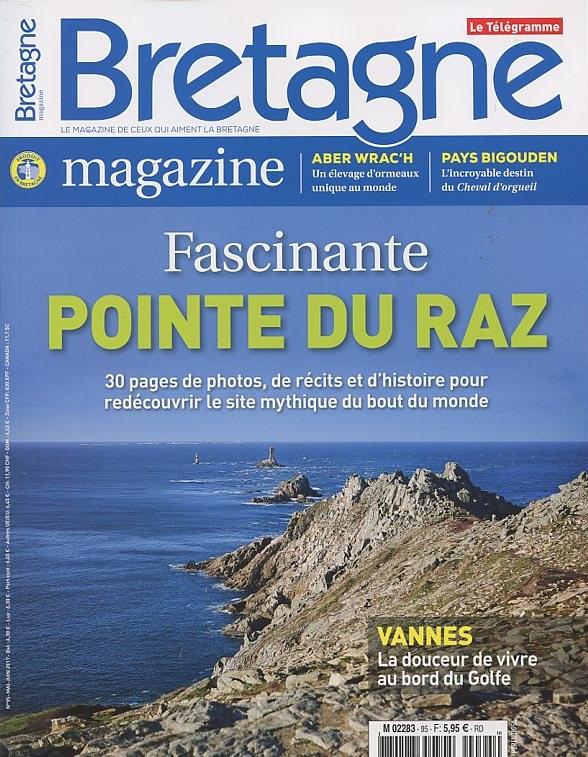 Bretagne Magazine N° 95 Avril 2017