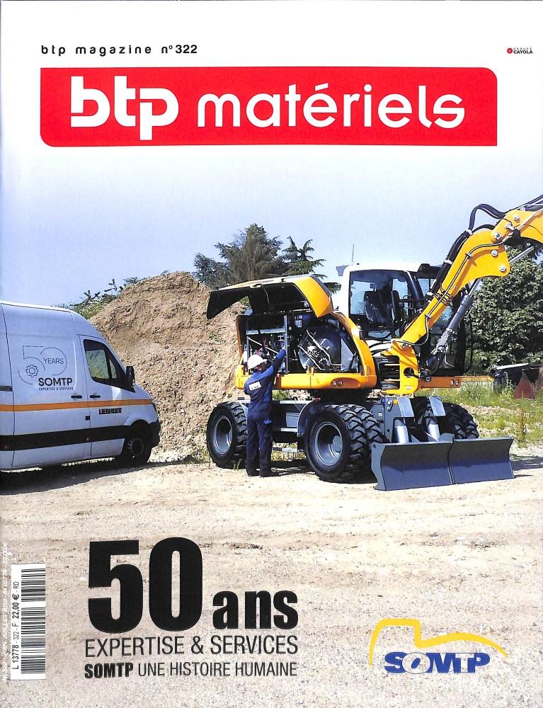 BTP Magazine N° 322 Juillet 2019