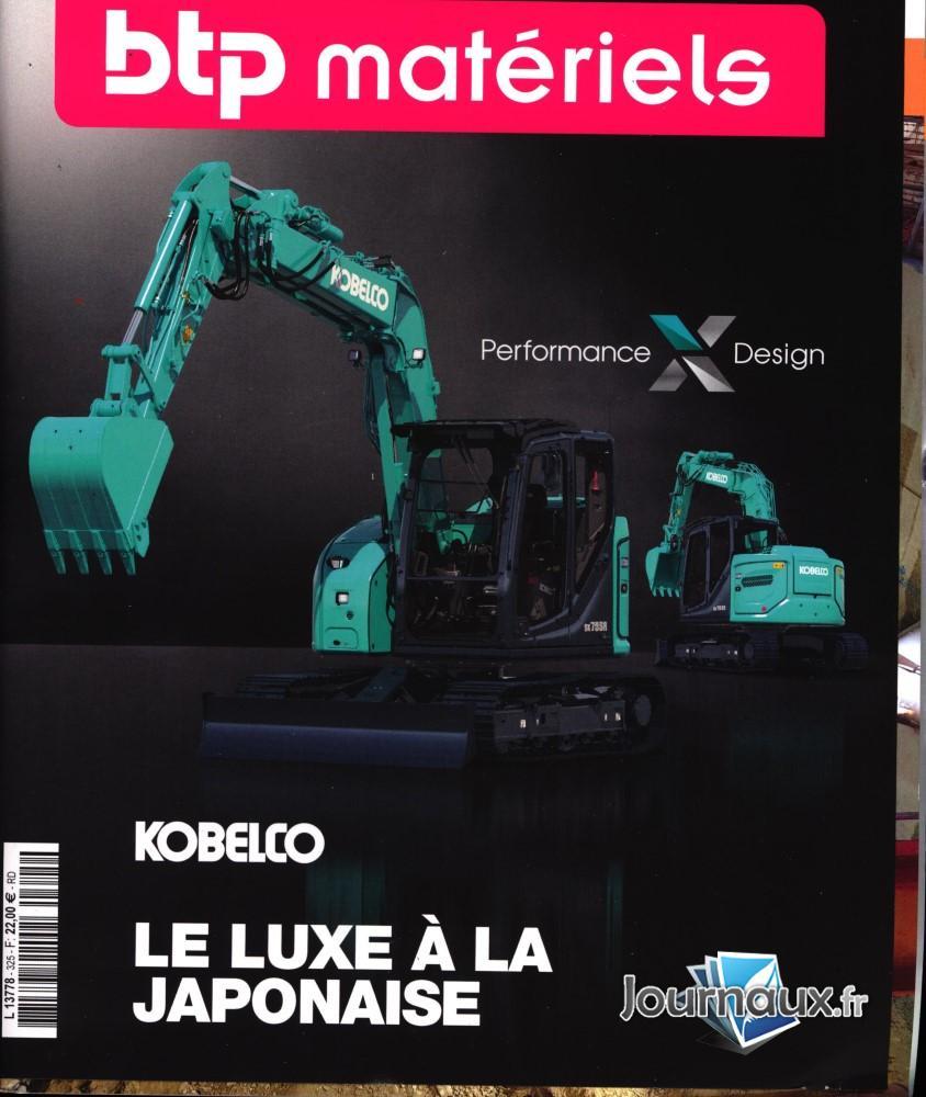 BTP Magazine N° 327 Avril 2020