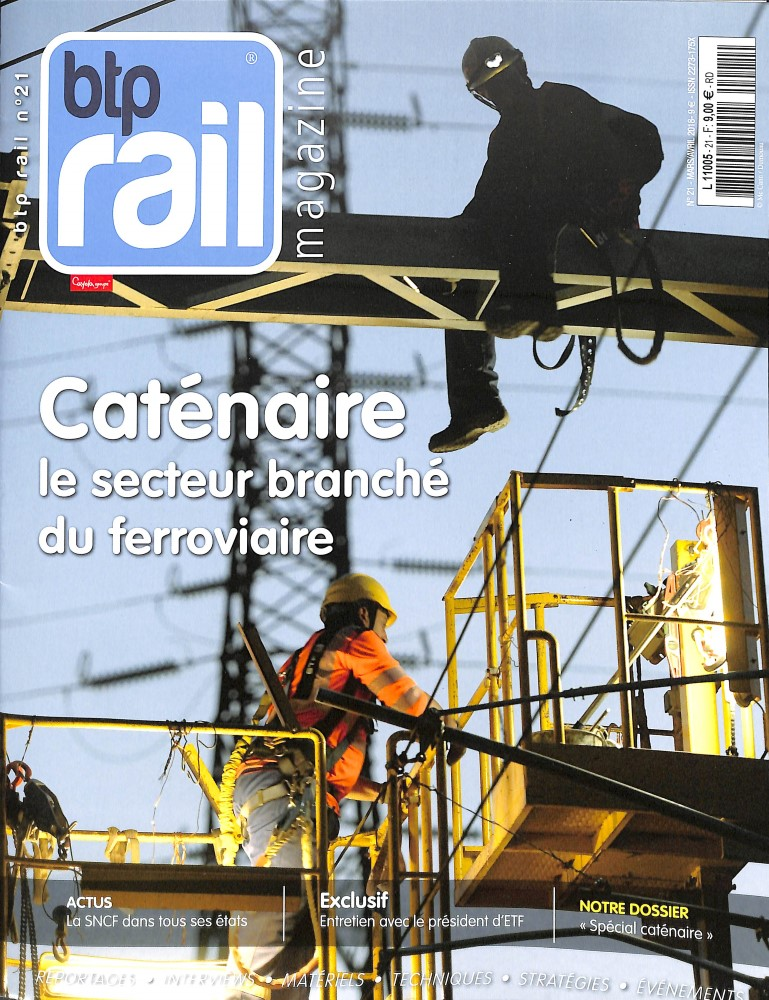 BTP Rail