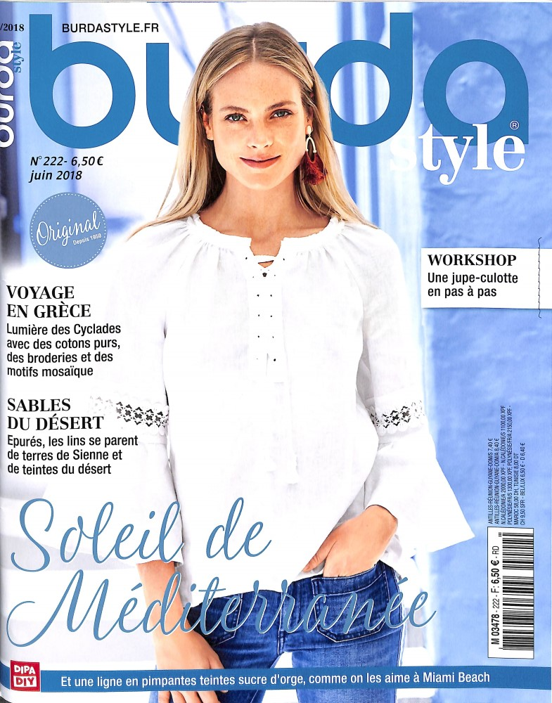 Burda Style Tendances Mode N° 160 March 2013