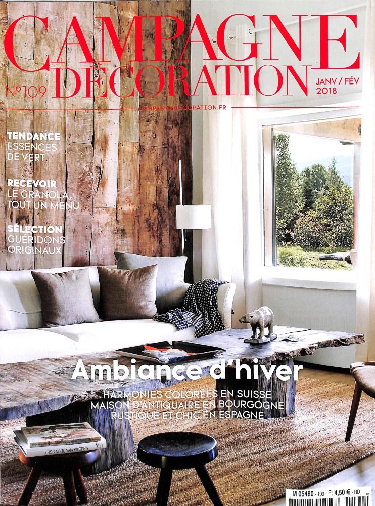abonnement campagne d coration abonnement magazine par. Black Bedroom Furniture Sets. Home Design Ideas