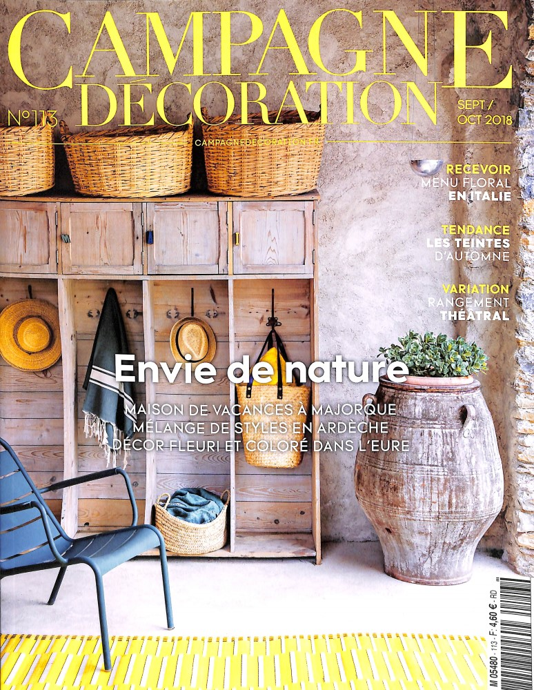 Campagne Décoration N° 113 September 2018