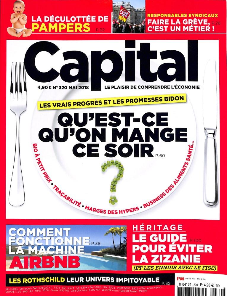 Capital N° 320 April 2018