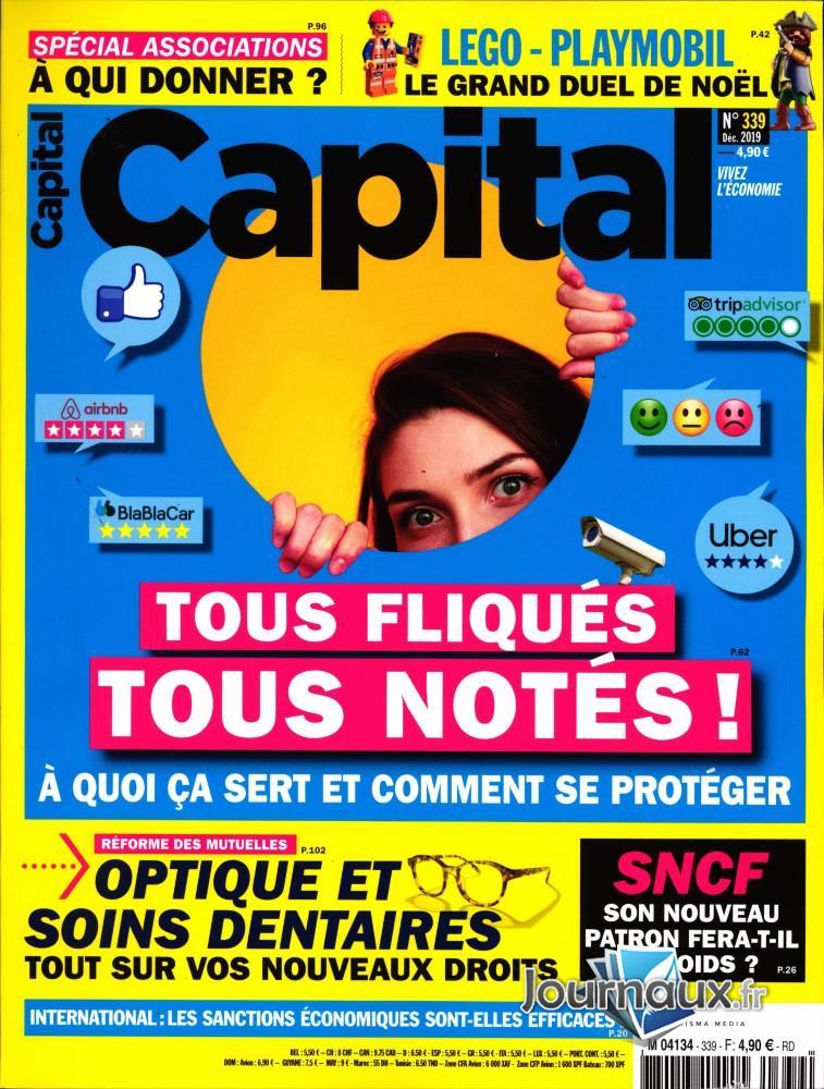 Capital N° 339 Novembre 2019