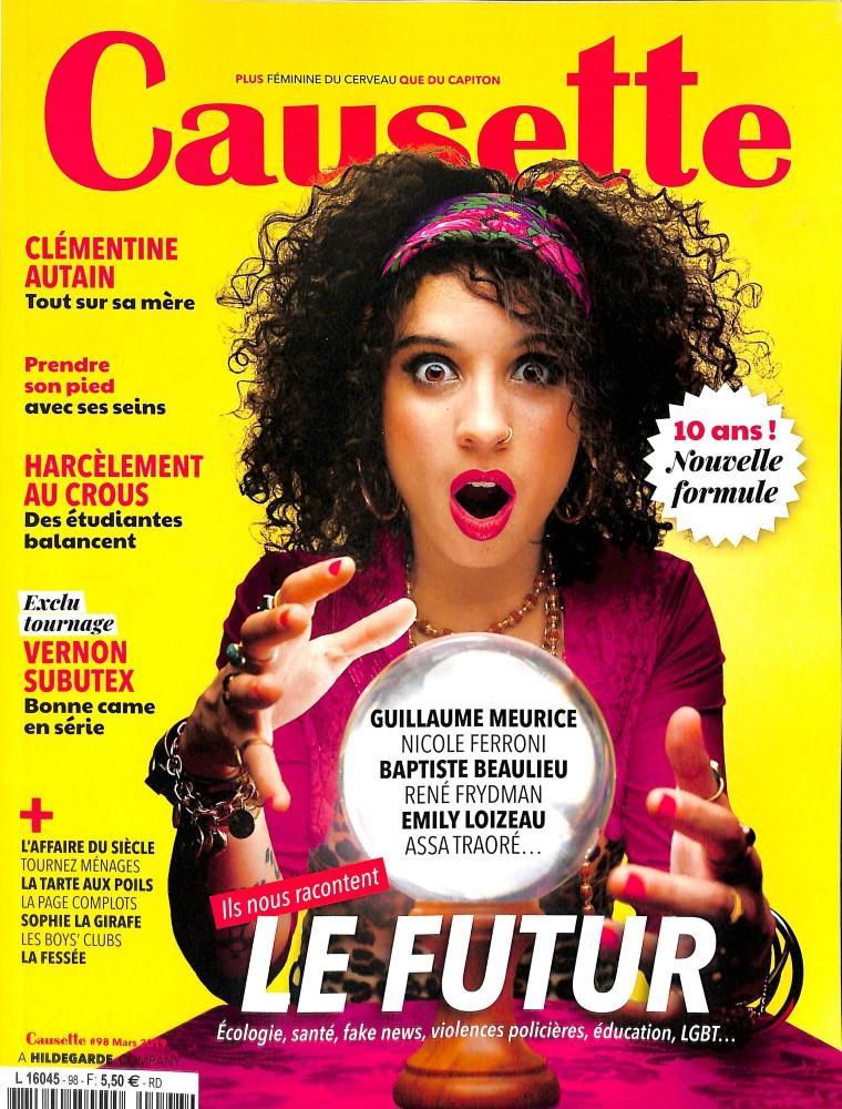 Causette N° 98 Mars 2019