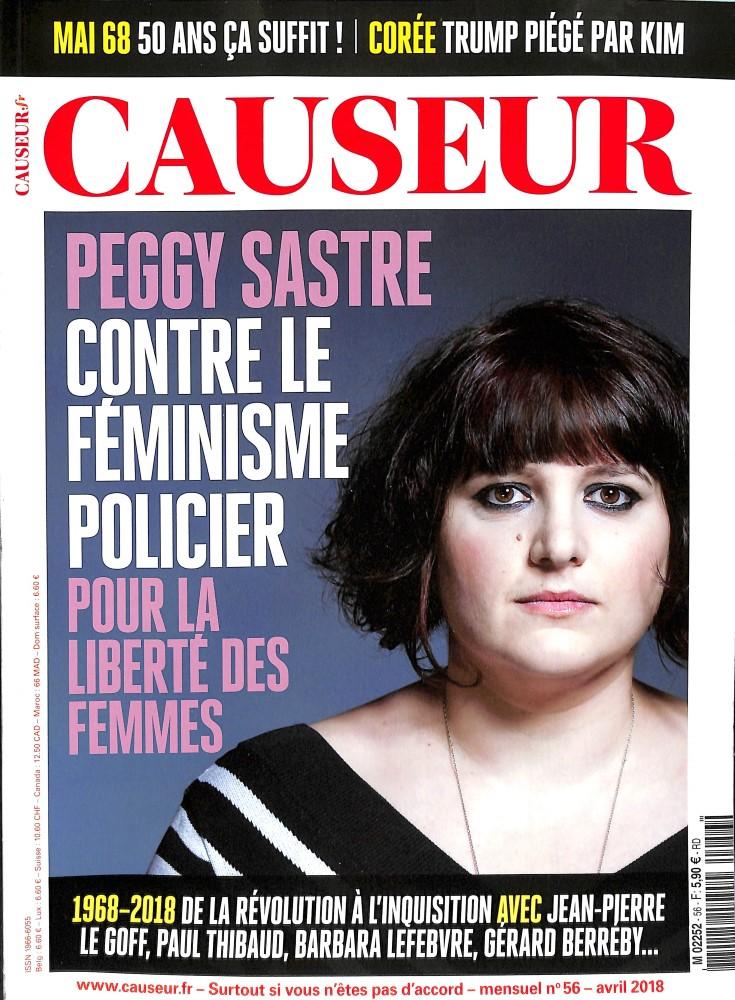Causeur N° 56 April 2018