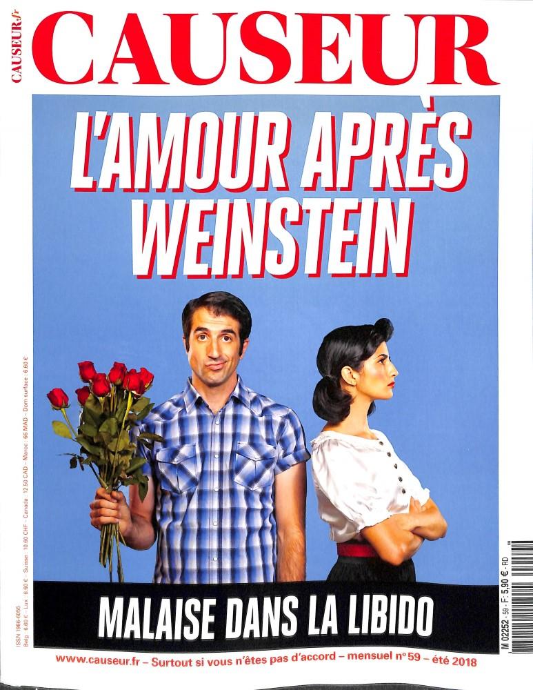 Causeur N° 59 July 2018