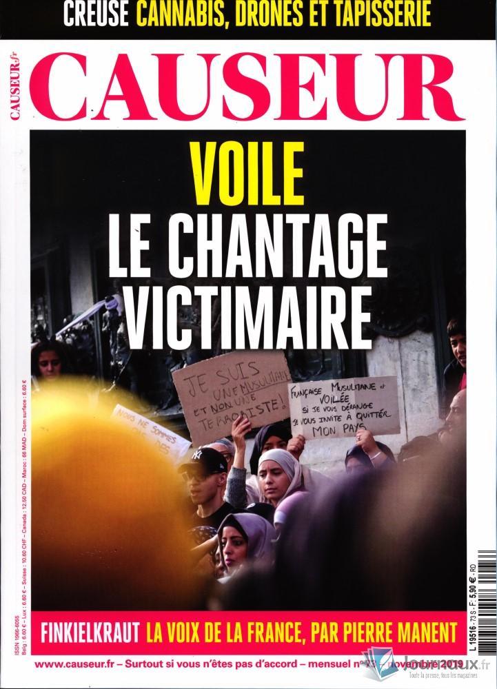 Causeur N° 73 Novembre 2019