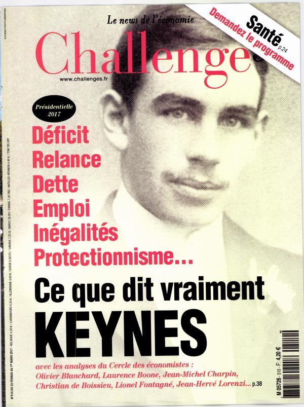 Challenges N° 510 Février 2017