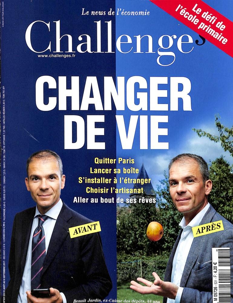 Challenges N° 625 Octobre 2019
