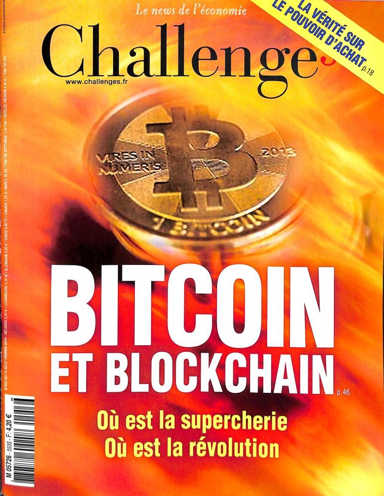 Challenges N° 629 Novembre 2019