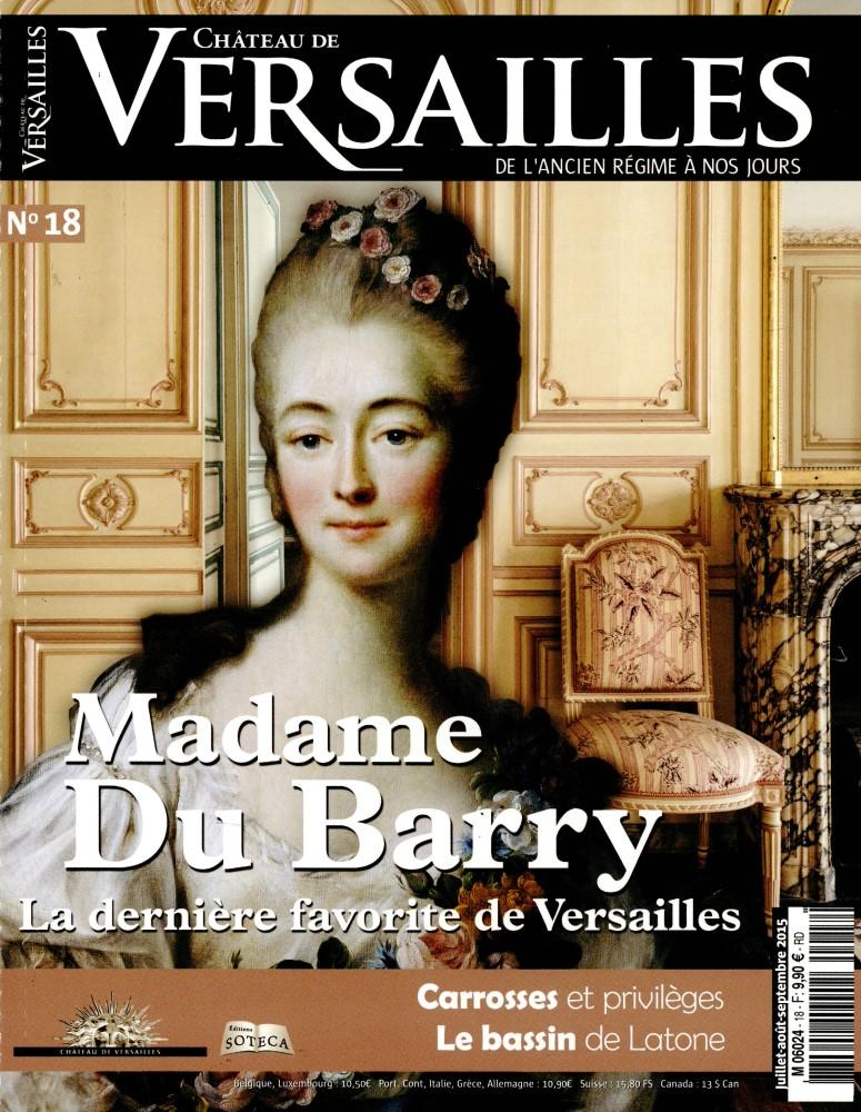 Château de Versailles N° 34 Juin 2019