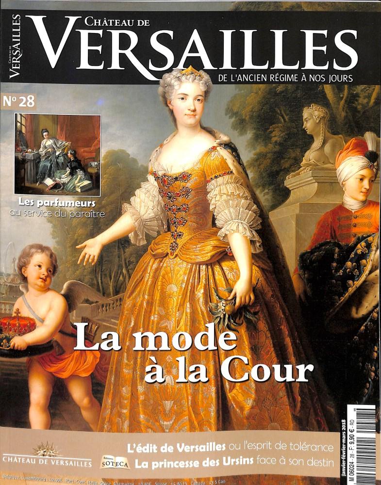 Château de Versailles N° 28 Décembre 2017