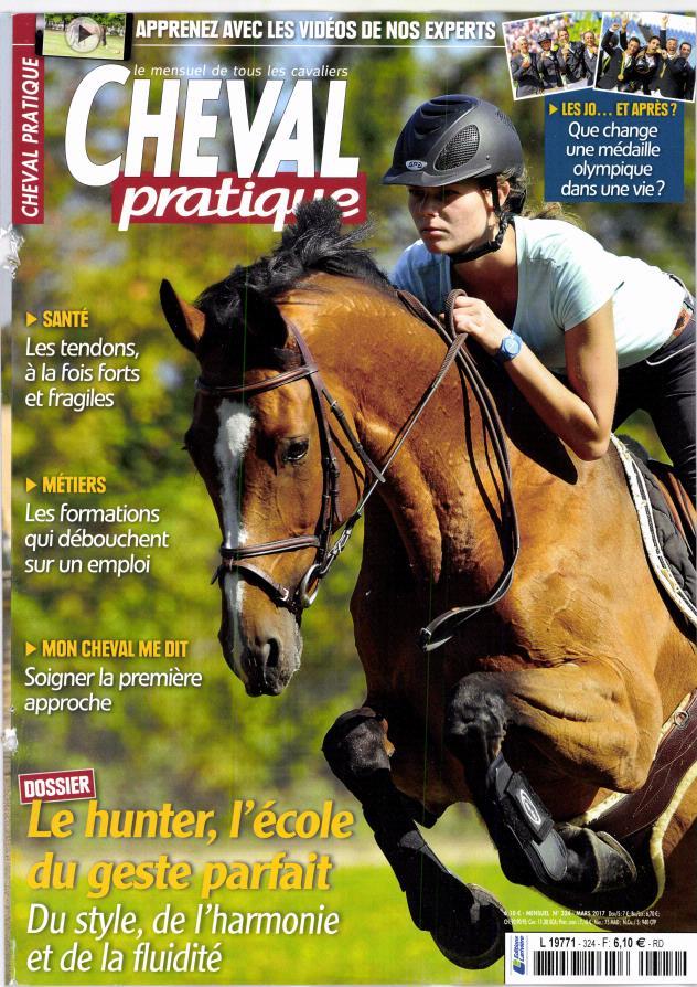 Cheval pratique N° 325 Mars 2017