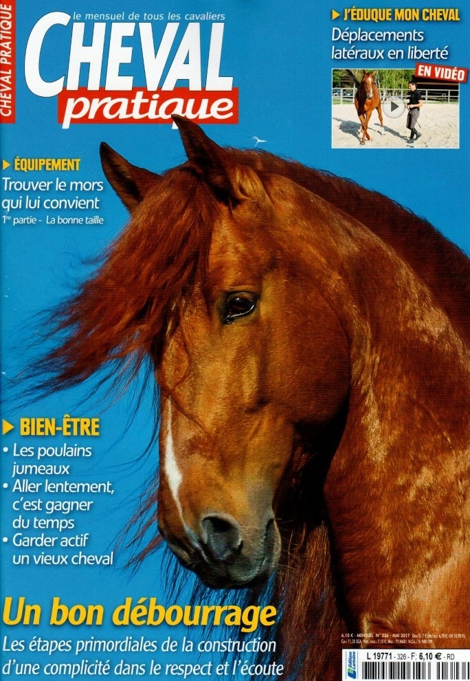 Cheval pratique N° 326 Avril 2017