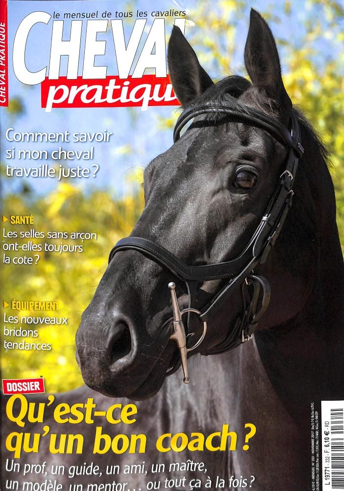 Cheval pratique N° 332 Octobre 2017