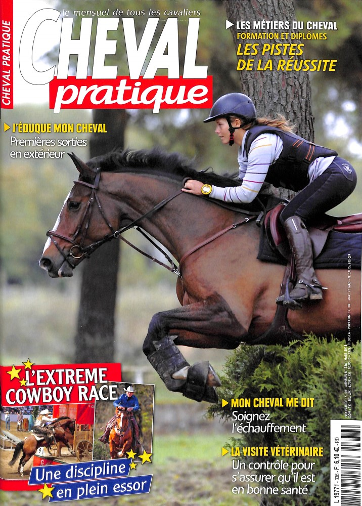 Cheval pratique N° 336 February 2018