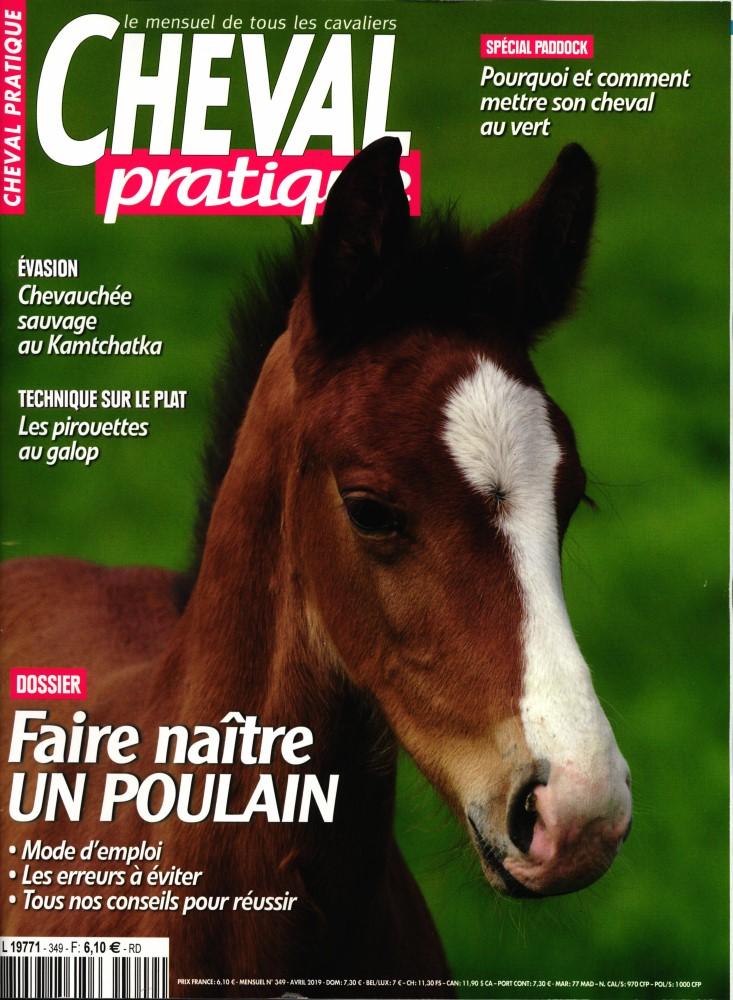 Cheval pratique N° 349 Mars 2019