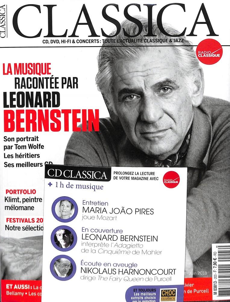 Classica N° 203 May 2018
