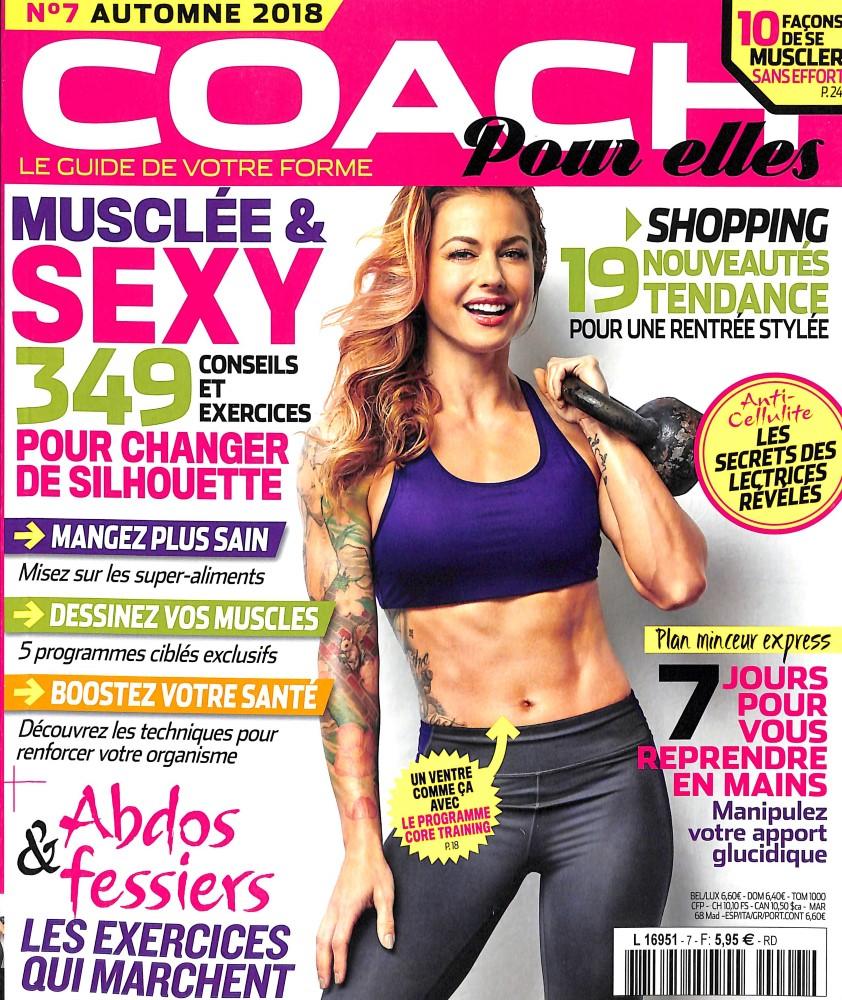 Coach pour elles N° 7 September 2018