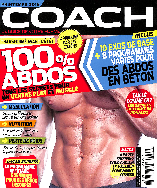 Coach N° 29 March 2018